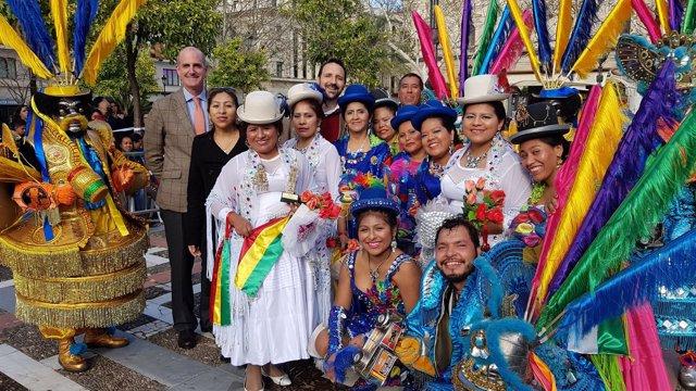 Carnaval Boliviano e Iberoamericano de Sevilla