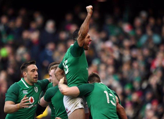 Irlanda conquista el Seis Naciones de rugby