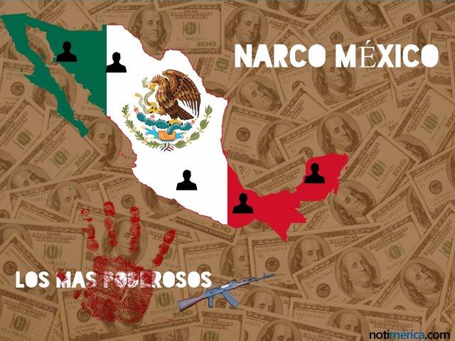 Narcotraficantes más poderosos de México
