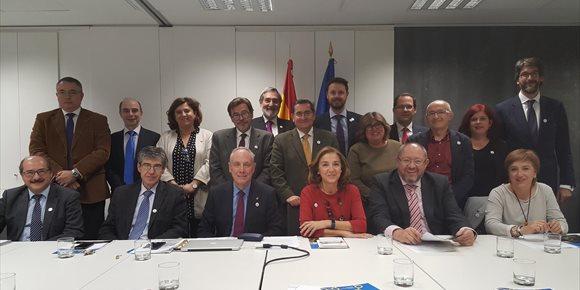 8. Estudian crear un nuevo órgano que capte fondos para el acelerador Ifmif-Dones e investigaciones relacionadas en Granada