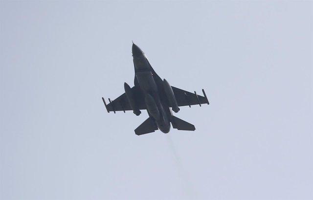 Avión turco de combate, modelo F-16