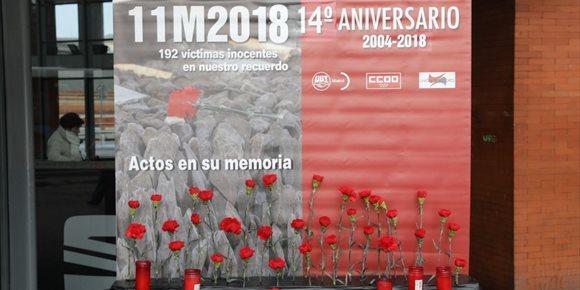 8. Pedro Sánchez destaca la unión de partidos y asociaciones de víctimas en la reafirmación de los valores constitucionales