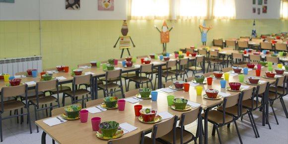 4. Las familias de CyL otorgan una nota media de 7,9 al servicio de comedor escolar