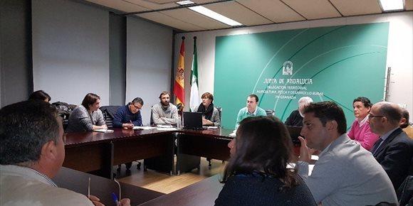 4. La producción ecológica se afianza en la provincia de Granada al crecer un 10% los operadores en los últimos cuatro años