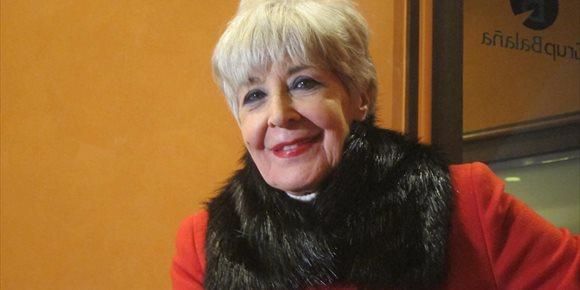 9. Concha Velasco recibirá el 17 de marzo en el Teatro Calderón la Medalla de Oro de Valladolid