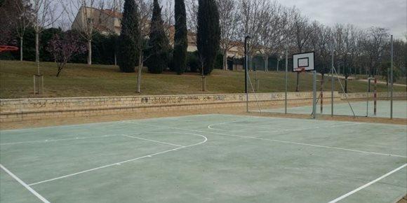 7. El Ayuntamiento de Zaragoza concluye las obras de mejora de los equipamientos deportivos de los parques de Casablanca