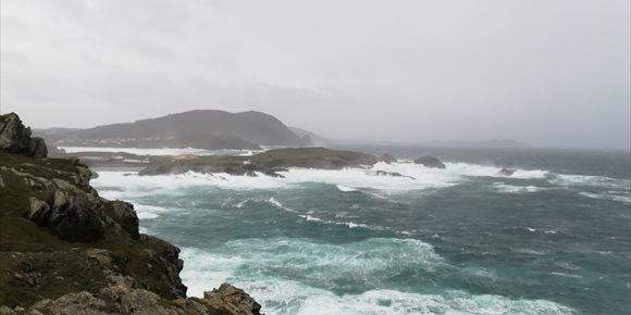 1. El 112 Galicia ha gestionado un total de 671 incidencias durante el temporal 'Félix'