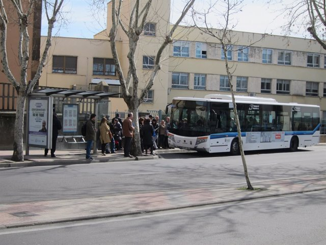 Autobus urbano de Salamanca