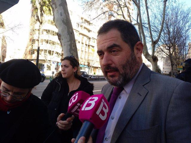 Josep De Luis, Abogado