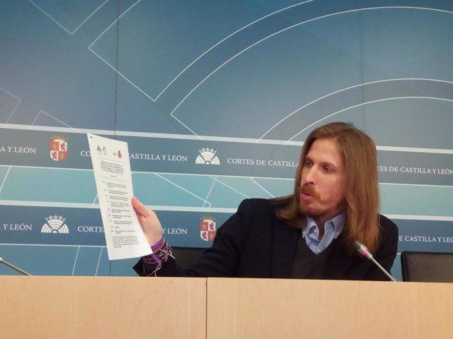 Pablo Fernández detalla los gastos del acto institucional
