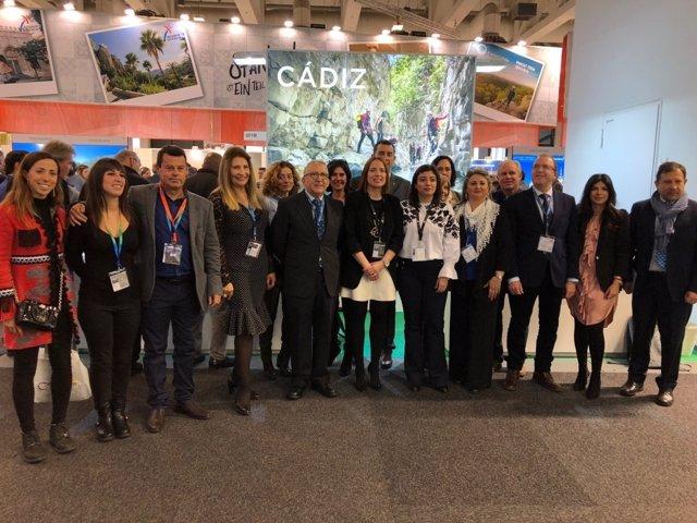Delegación de la Diputación de Cádiz en la ITB