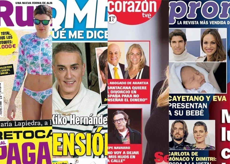 Portada Revistas