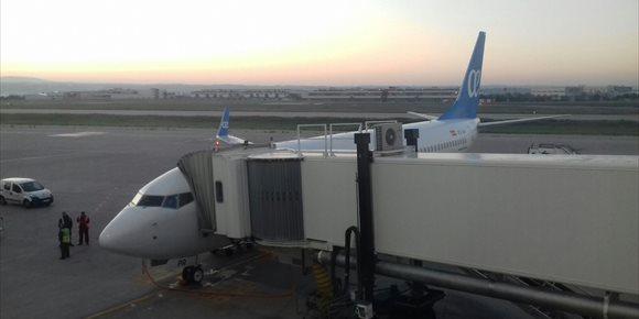 3. El aeropuerto de Palma registra 781.600 viajeros en febrero, un 8,5% más