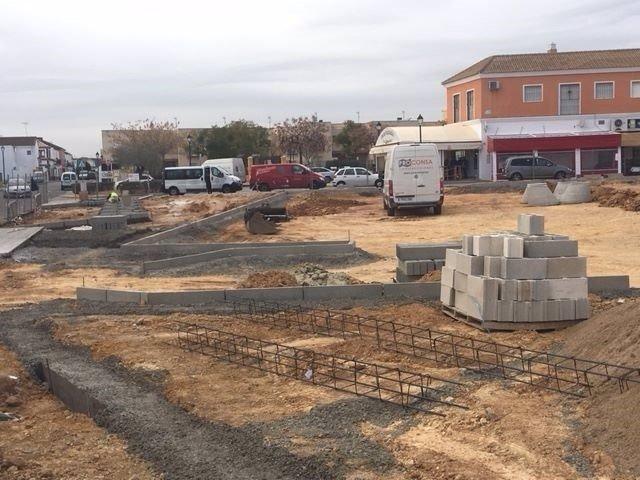 Actuación del Plan Supera en Olivares