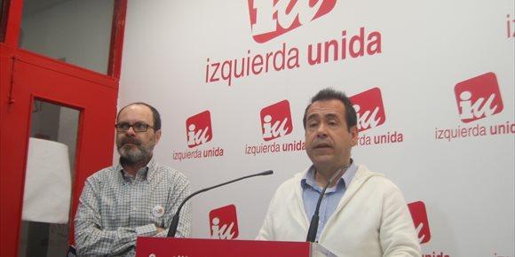 6. IU C-LM y PCAS quieren confluir en municipales y autonómicas