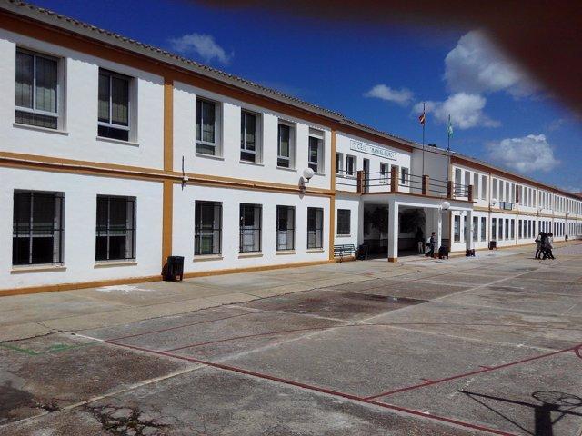 Colegio Manuel Siurot de La Palma del Condado.