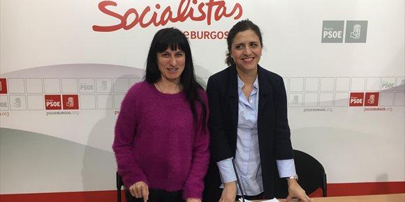 3. Burgos presenta la mayor brecha salarial y de pensiones de Castilla y León, según el PSOE