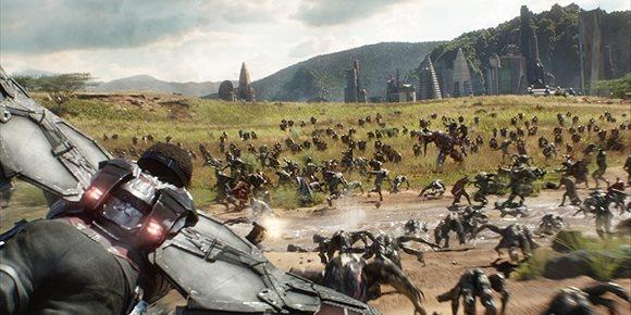 7. ¿Cuándo llegará el nuevo tráiler de Vengadores: Infinity War?