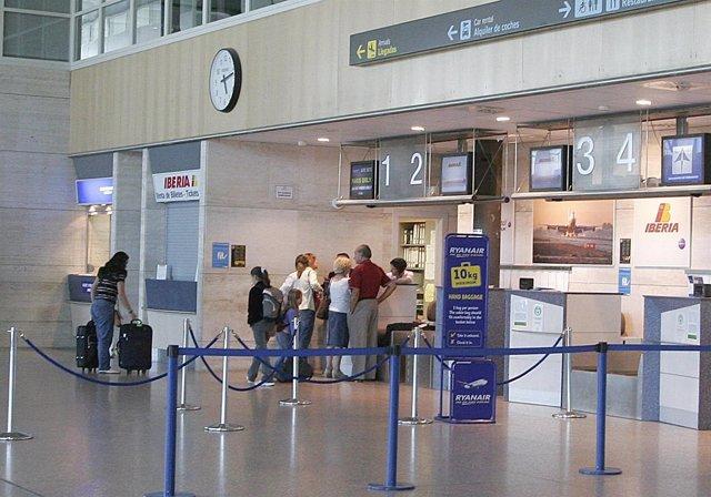 Aeropuerto Valladolid