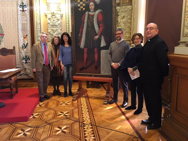 Presentación de la programación del IX Centenario del Conde Ansúrez