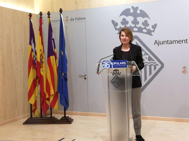 Margalida Durán, PP de Palma