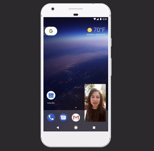 Modo Imagen en Image de Android Oreo