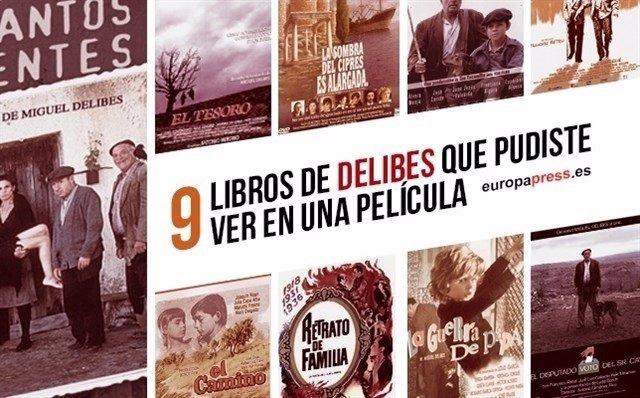Obras de Miguel Delibes al cine