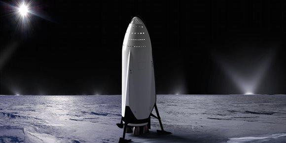 10. Las primeras naves de Marte de Elon Musk pueden estar listas en 2019