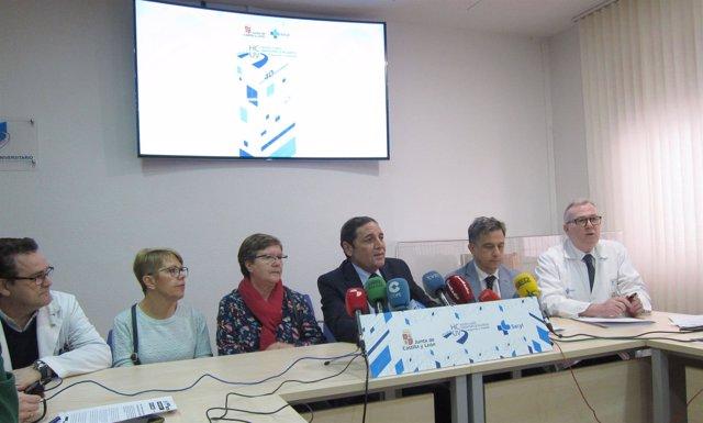 Presentación de la Unidad de Diagnóstico de Afectados por la Talidomida