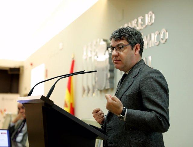 Álvaro Nadal interviene en una jornada sobre La digitalización de la economía