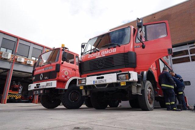 Vehículos cedidos a las ONGs por el Ayuntamiento.12-03-18.