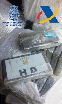 Intervenidos 680 Kilos De Cocaína En Barcelona