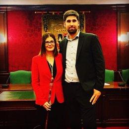 Alex Martín, nuevo secretario general del PSOE de Móstoles