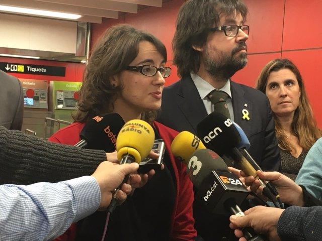 Mercedes Vidal en Paral·lel
