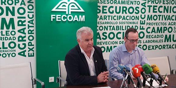 1. Las heladas de febrero provocan más de 24 millones de pérdidas en la fruta de hueso en la Región de Murcia