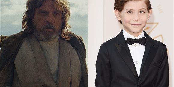 2. Star Wars: Mark Hamill elige al actor ideal para interpretar al joven Luke Skywalker