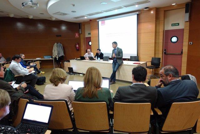 Np Uclm: La Comisión De Estrategia Analiza Las Últimas Versiones Del Marco De Fi