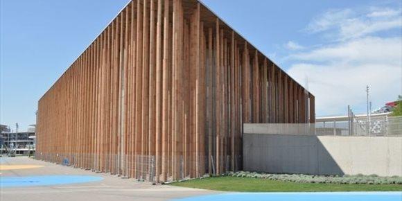 5. CHA reclama en el Senado un proyecto para el Pabellón de España de la Expo