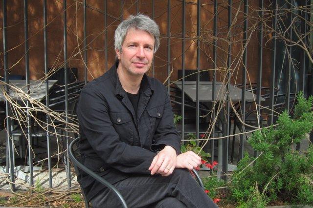 El escritor Éric Vuillard