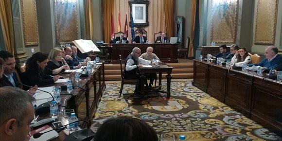 3. Aprobado por mayoría simple el nuevo convenio colectivo para los trabajadores de la Diputación de Albacete