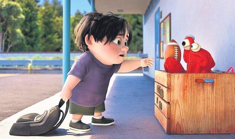 Lou, un corto de Pixar con un potente mensaje contra el acoso escolar (Bullying)