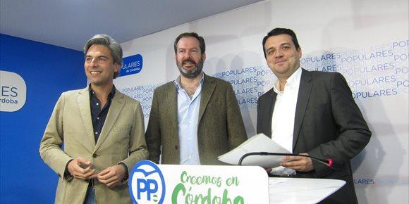 8. El PP advierte de que la Junta debe más de 20 millones de la ayuda a domicilio a ayuntamientos y Diputación