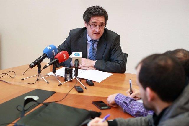 O Director Xeral De Ordenación Forestal, Tomás Fernández-Couto, Presentará En R