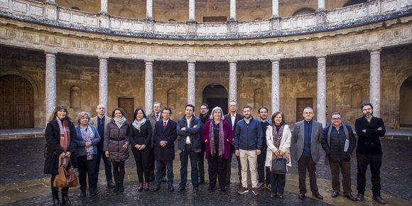 8. El califato almohade, a debate en la Alhambra de Granada en un seminario organizado con la UNIA