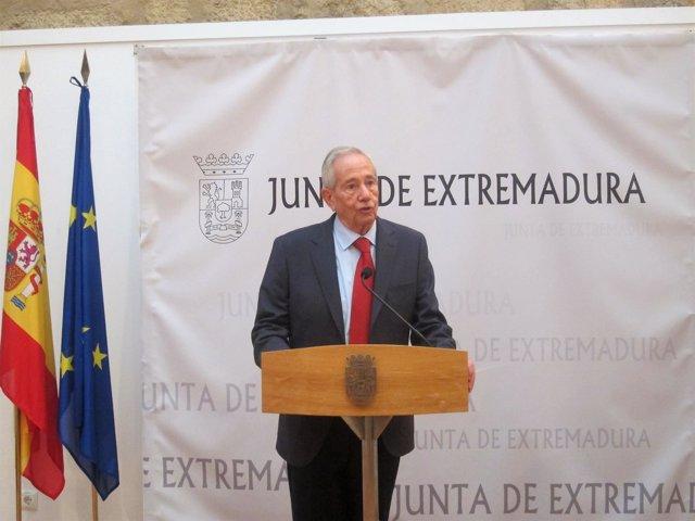 Presidente De La Asociación 'Guadalupex', Francisco Gómez Bueso