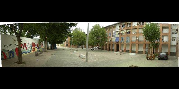 6. La Junta licita la rehabilitación de 50 viviendas en Las Palmeras con un presupuesto de casi 340.000 euros