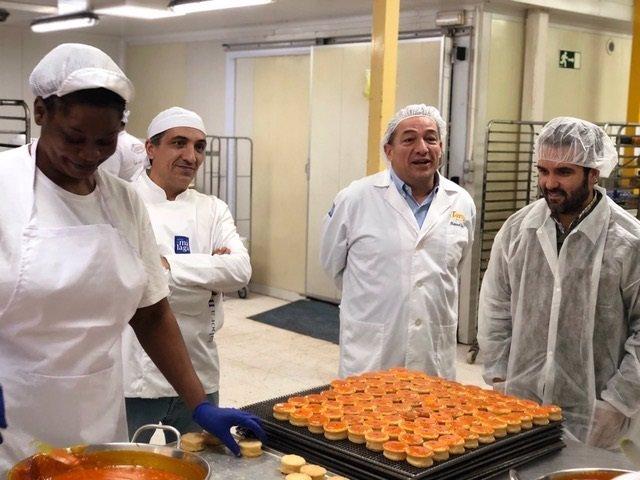 Las tortas locas de Málaga reciben el distintivo Sabor a Málaga