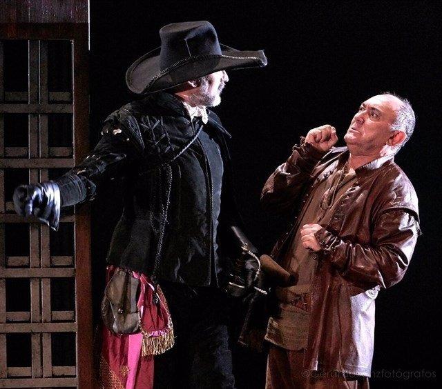 Gerardo Sanz, Noviembre Compañía de Teatro