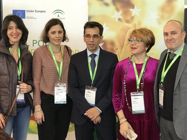 Arranca la 'Red de Agentes para el Desarrollo Inteligente de Andalucía'