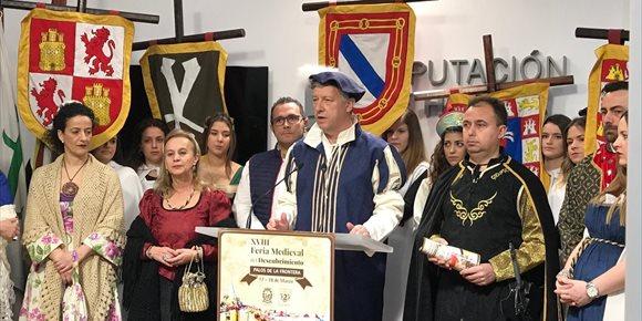 10. Palos de la Frontera acoge este fin de semana la XVIII Feria Medieval del Descubrimiento